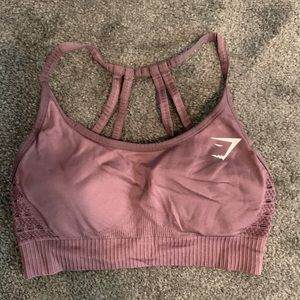 Gymshark energy seamless sports bra Small
